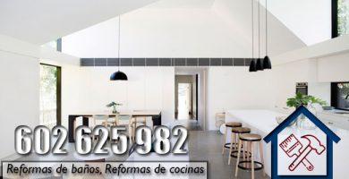 Reformas en Ciudad Lineal Madrid