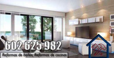 Reformas en Fuencarral Madrid