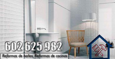 Reformas en La Latina Madrid