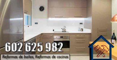 Reformas en San Blas Madrid