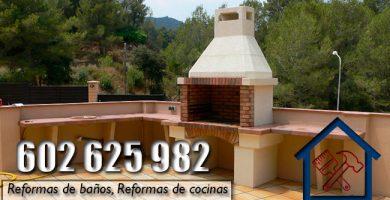 Reformas en San Fernando de Henares
